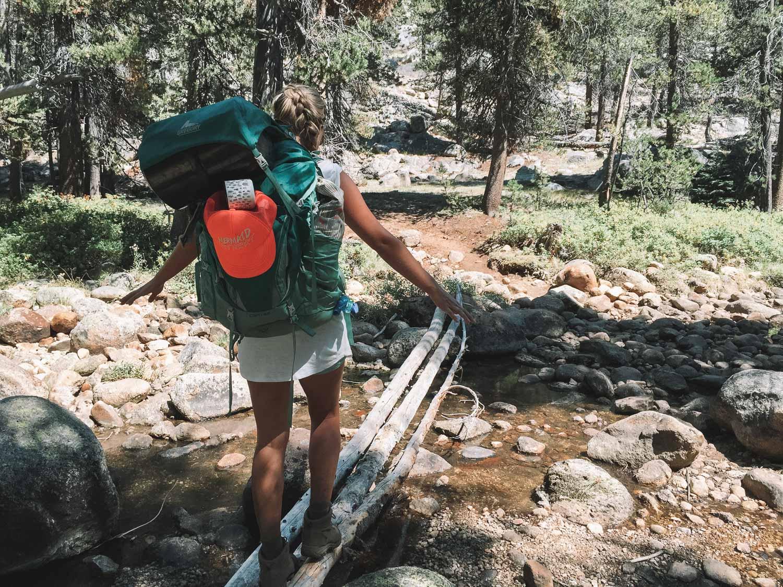 Ein Wochenendführer für Wanderungen im Hinterland von Yosemite