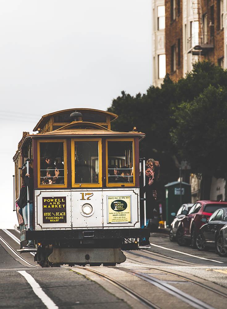 Tipps für Reisen nach San Francisco zum Thema Budget